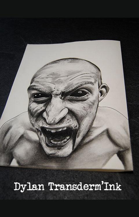 Portrait zombi