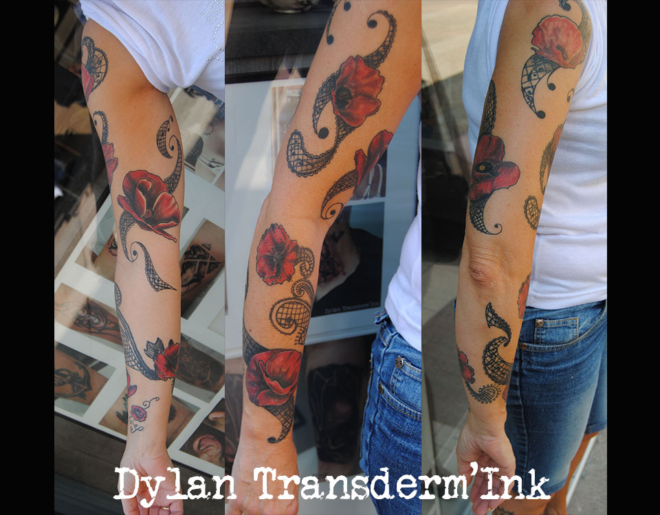Piercing Transderm Ink Tatoo Piercing