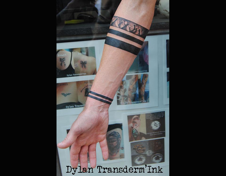 Bracelet full black