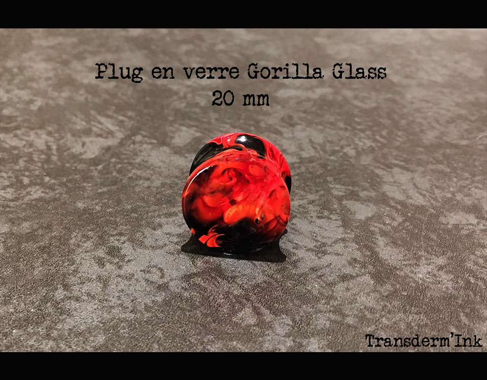 Gorilla Glass 20 mm