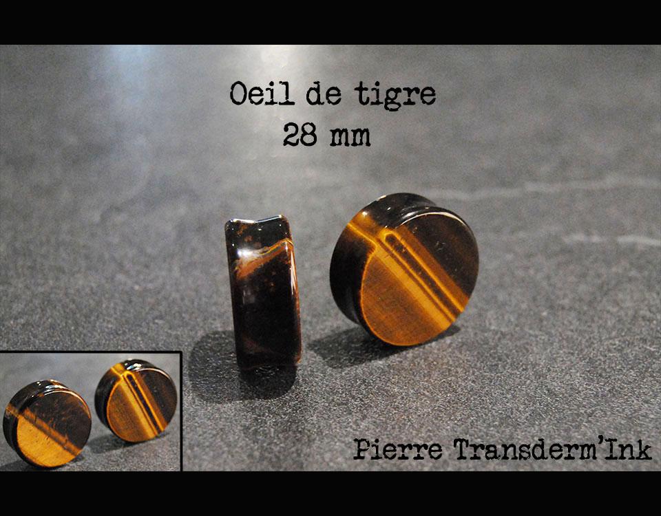 Tiger eyes 28 mm