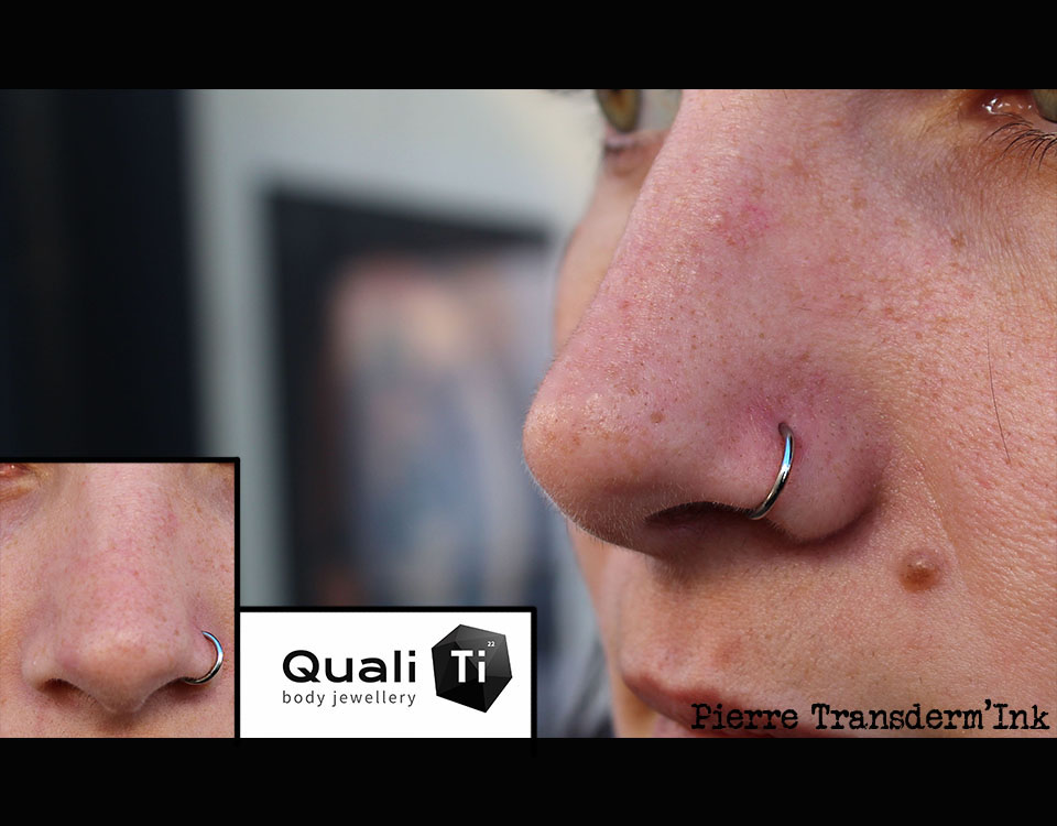 Nez anneau QualiTi