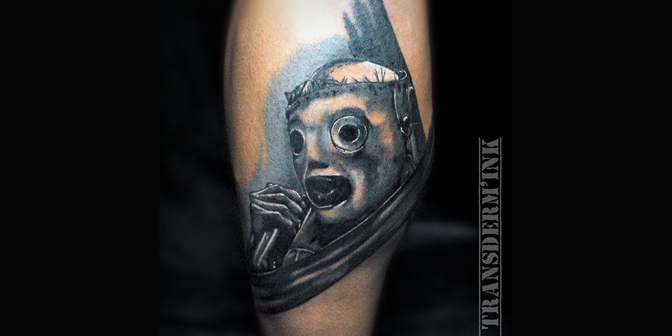 slipknot tattoo