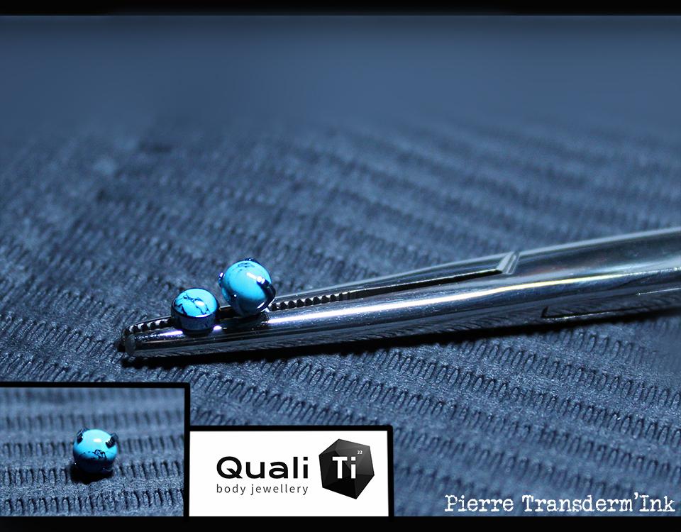 Turquoises QualiTi